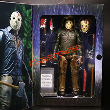 "Friday The 13th Part 4 Ultimate Jason Voorhees 7"" Action Figure NECA UK"