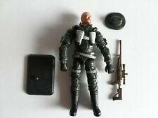 "3.75"" Gi Joe Wild Bill  with Weapons Rare Action Figure"