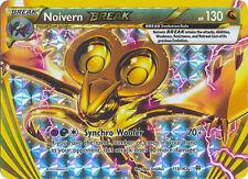 Noivern Break Ultra Rare Holo Pokemon Card XY BREAKThrough 113/162