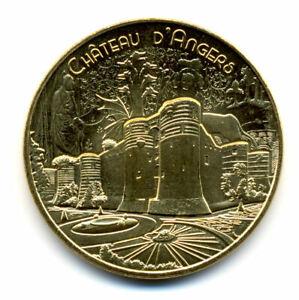 49 ANGERS Château et tenture de l'Apocalypse, 2021, Monnaie de Paris