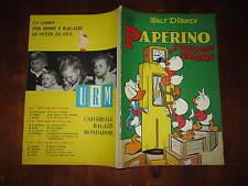 WALT DISNEY ALBO D'ORO N°23 PAPERINO E L'OROLOGIO PARLANTE 1953