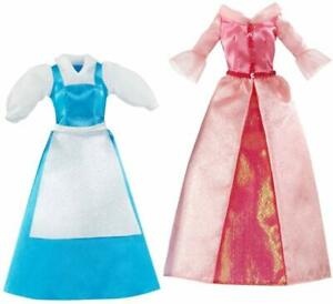 Disney Princess Doll Outfit - Belle Dress - Beauty and the Beast