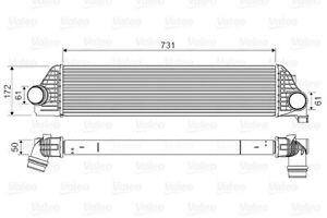 VALEO Ladeluftkühler  u.a. für OPEL, RENAULT