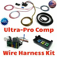 [SCHEMATICS_4LK]  Wire Harness Fuse Block Upgrade Kit for Ford LTD hot rod rat rod street rod  5.7l | eBay | 1966 Chevelle Fuse Box |  | eBay