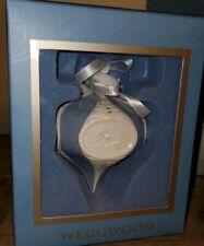 Wedgwood Blue Lustre Ornament