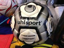 UHLSPORT FOOTBALL SIZE 4  or 5AT £4   TEMPTEST  WHITE i year shape gurantee