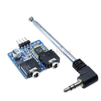 76-108MHZ TEA5767 FM Stereo Radio Module + Cable Antenna for Arduino