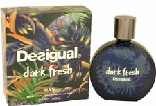 DESIGUAL DARK FRESH MAN EAU DE TOILETTE 100ml