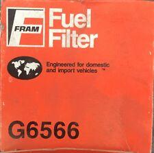 FRAM FUEL FILTER #G6566 DODGE PLYMOUTH CHRYSLER 1987-1994