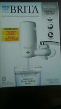Brita On Tap Faucet Water Filter System, White, New, Free Shipping