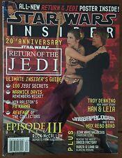 Star Wars Insider (2004) #67 - Official Magazine - Luke & Leia Cover & More