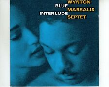 CD WYNTON MARSALIS SEPTET	blue interlude	EX	 (A3591)