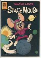 1961 Dell Four Color #1244 Space Mouse VF-