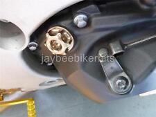 OIL FILLER CAP CNC TITANIUM YAMAHA MT01 XJ6 XJ600 XJR1200 XVS1300 XT600 R1 R2B4