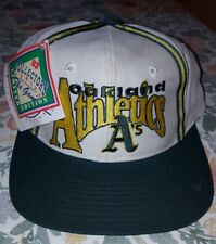 1993 Collectors Series Oakland Athletics Baseball Cap One Size