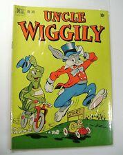Dell Four-Color Comic UNCLE WIGGILY #349 Tortoise & Hare Race 1951