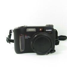 Casio QV-4000 4.1MP Digital Camera - Black