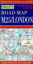 Philip's Regional Road Maps Britain: M25/London (Philip's Regional Road Maps of