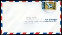 HAITI TO ARGENTINA Air Mail Cover VF