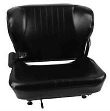 """WISE Toyota Forklift Seats with Seat Switch 20""""x21""""x20""""-Vinyl"""