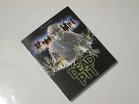 DEAD PIT BluRay CODE RED with Slipcover Glow in Dark only 1000 made 1st Pressing