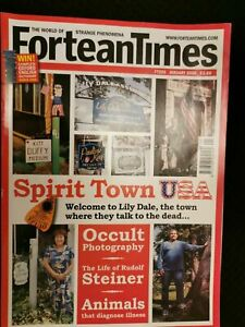 Fortean Times Magazine Issue 205 January 2006