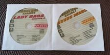 2 CDG 2011/2012 KARAOKE LOT LADY GAGA & BRUNO MARS FTX 1021/1018 CD+G ($39.99)