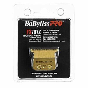 BaByliss PRO FX707Z Replacement Blade GoldFX for Skeleton FX787G Outline Trimmer