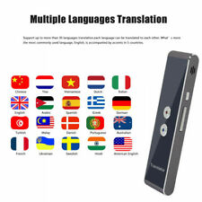Smart Instant Voice Translator 30+ Languages Speech Interactive Translation Tool