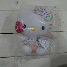 Sanrio Hello Kitty Beanie Baby Collection Confetti Lollipop 6 Inch Sealed