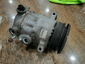 Oem 2012 Dodge Avenger Chrysler 200 2.4L AC A/C AIR CONDITIONING COMPRESSOR
