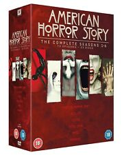 American Horror Story: The Complete Seasons 1-6 (Box Set) [DVD]