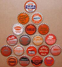 Lot of 10 Vintage Coca Cola Bottle Pop Caps Brand New Unused Z6613