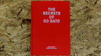 Book: The Secrets of So Sato by So Sato and Richard Kaufman from Murphy's Magic