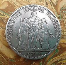 5 francs Hercule - 1875 A Paris TTB