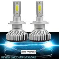 Ampoules de phare H7 Lampe Canbus LED 12000K 10000LM COB ESS TECH® [1 Paire]