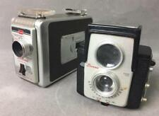 (2) Kodak Brownie cameras Lot 158