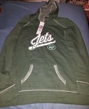 NFL Team Apparel NY Jets Hoodie Pullover Sweater Men's Size: XXL (New)