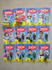 More details for captain scarlet full set of factory sealed 10 figures and 2 vehicles 1993  mint