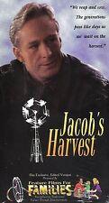 Jacob's Harvest  VHS New Shane Meier, Zack Ward, Ken Pogu,
