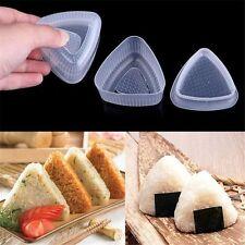 Bento Frame Rice Ball Maker Triangular Form Food Press Sushi Onigiri Mold