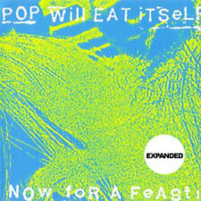 Pop Will Eat Itself : Now for a Feast! CD (2011) ***NEW***