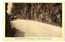 CPA 73 Savoie Sainte-Marie d'Alvey Col de la Crusille