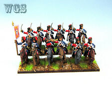 15mm SYW Seven Years War WGS painted Prussian Hussar Cavalry (12 figures) PB9
