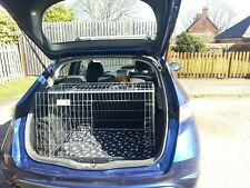 Pet World HONDA CIVIC 06-11 CAR BOOT DOG CAGE PUPPY TRAVEL CRATE PET SAFETY