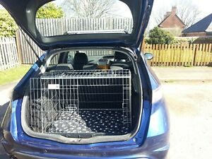 PET WORLD Honda Civic 06-11 Slopping car Puppy Dog Travel crate cage