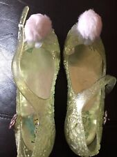Disney Tinkerbell Shoes size 13-1. Brand new from Disney Store.Glow in the dark