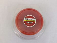 "Walker Sensi-Tac Red Liner Clear Roll Tape Wig Toupee Hairpiece 1"" x 36 Yards"