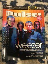 "Weezer ""Pulse May 2002"" -Alternative Rock Music"