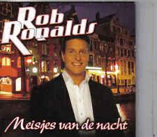 Rob Ronalds- Meisjes Van De Nacht cd single
